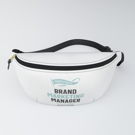 Brand Marketing Manager Fanny Pack