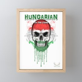To The Core Collection: Hungary Framed Mini Art Print