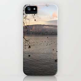 Lovely views iPhone Case
