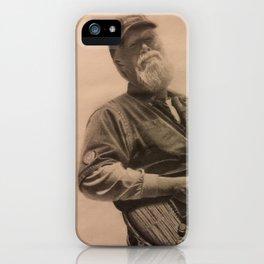 Jimmy Herring iPhone Case