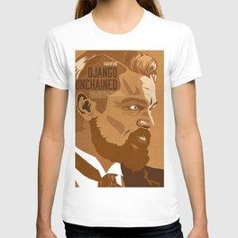 Quentin Tarantino's Plot Movers :: Django Unchained T-shirt