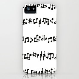 Noteworthy iPhone Case