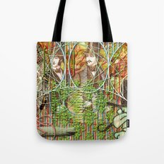 Crimson Petal's Lying Decay (1) Tote Bag