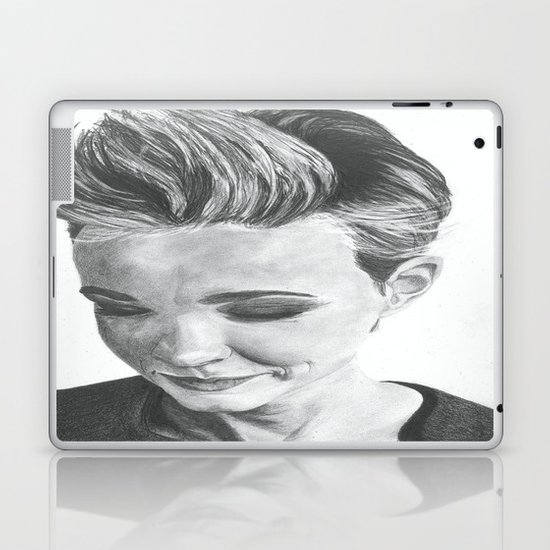 Carey Mulligan Laptop & iPad Skin
