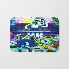 Animal Crossing DJ KK Slider Bath Mat