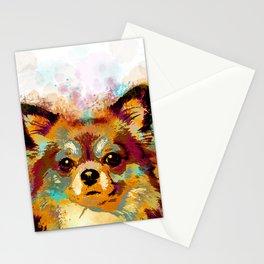 Dog 141 Chihuahua Stationery Cards
