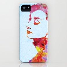 Audrey .2 iPhone (5, 5s) Slim Case