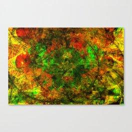 Spicy Gumbo Canvas Print