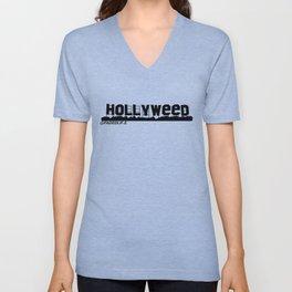 HOLLYWEED Unisex V-Neck