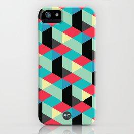Isometrix 001 iPhone Case