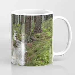 Water always flows downhill Coffee Mug