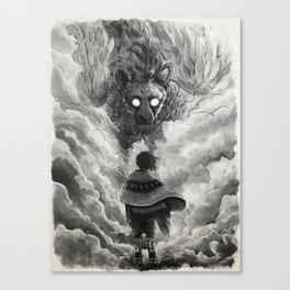 Last Guardian Canvas Print