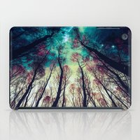 nordic iPad Cases featuring NORDIC LIGHTS by RIZA PEKER
