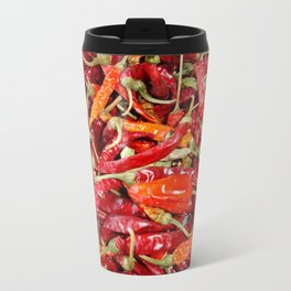 Sundried Chili Peppers Travel Mug