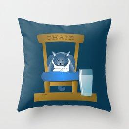 Jackson: The Chairman 2 Throw Pillow