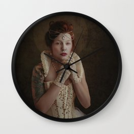 Like a Virgin Queen Wall Clock