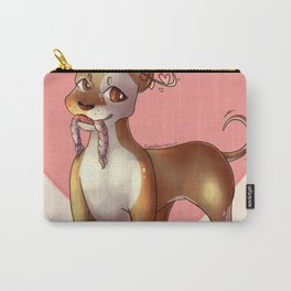 Pittie Love Carry-All Pouch
