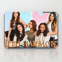 fifth harmony iPad Cases featuring fifth harmony best design home decoration ideas by customgift