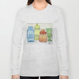 Colored Glass Long Sleeve T-shirt