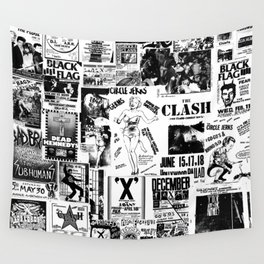 PUNK Therese Wall Tapestry