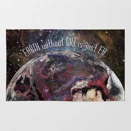 'Earth' Without 'Art' Is Just 'Eh' Rug