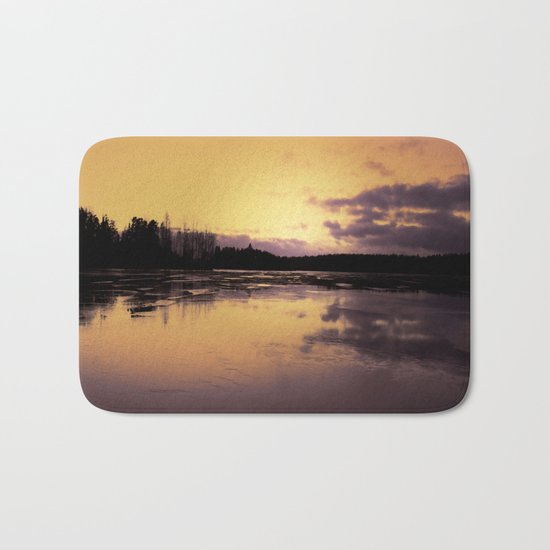 The Radiant Beauty of Nature Bath Mat