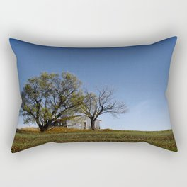 Outside Clyde Rectangular Pillow