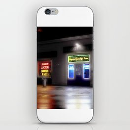 City Nights photography art iPhone Skin