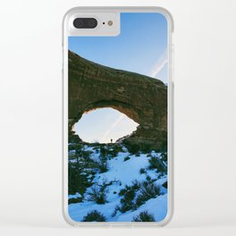 Uncharted Clear iPhone Case