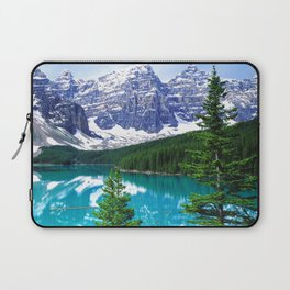 Canadian Wonder: Moraine Lake Laptop Sleeve