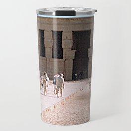 Temple of Dendera, no. 5 Travel Mug