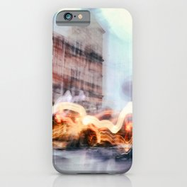 Malmo In Motion 3 iPhone Case