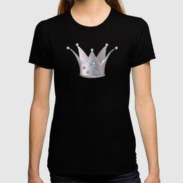 Silver crown T-shirt