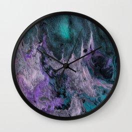 Pensieve Wall Clock