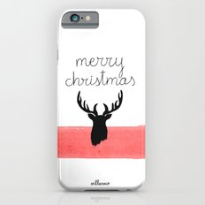 Christmas time - Deer edition iPhone 6s Slim Case