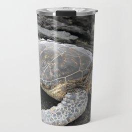 honu hawaiian turtle Travel Mug