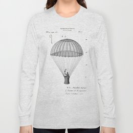Falling, With Style Long Sleeve T-shirt