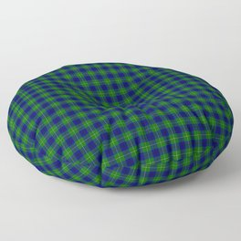 Johnston Tartan Plaid Floor Pillow