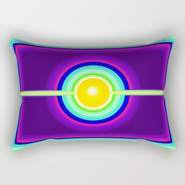 Star Power and the Radiance of Light Rectangular Pillow