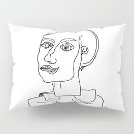 At midnight you are thinking what you and others are Pillow Sham