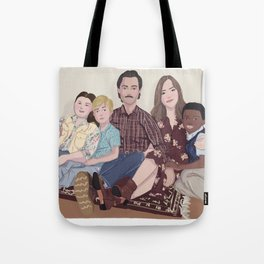THIS IS US Tote Bag