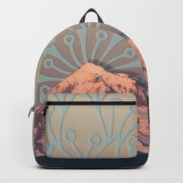 Mountain Mandala Backpack