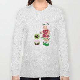 little miss coco Long Sleeve T-shirt