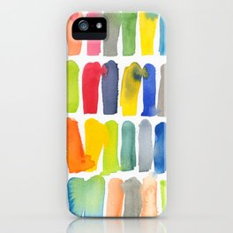 Manifest Beautiful Possibilities iPhone Case