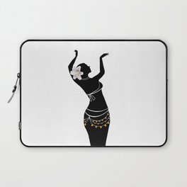 Fusion Belly Dancer Laptop Sleeve