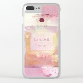 Parfum Paris Nº 5 Clear iPhone Case