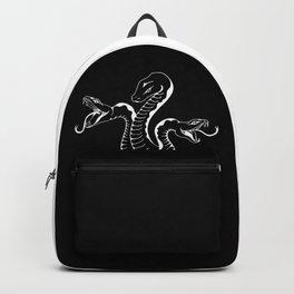 3 Headed Snake Backpack