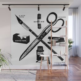 The Tools Wall Mural