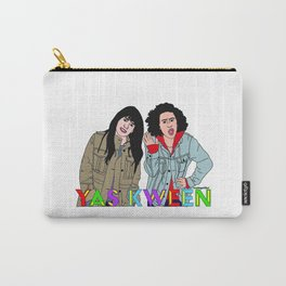 Yas Kween - Broad City - Abbi & Ilana Carry-All Pouch