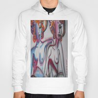 friendship Hoodies featuring FRIENDSHIP by Loosso